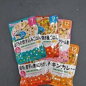 和光堂グーグーキッチン よりどり5点 464円(税込)