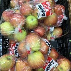 サン津軽りんご(6) 627円(税込)