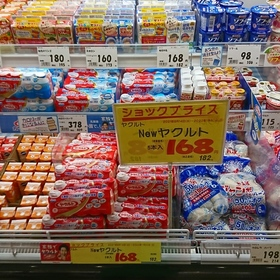 Newヤクルト 182円(税込)