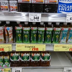 伊右衛門特茶 150円(税込)