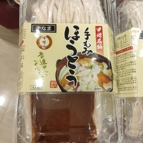 手もみほうとう(半生) 583円(税込)