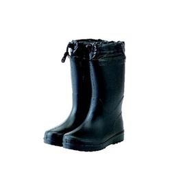 カバー付かるいロール底長靴 ブラック L 2,480円(税込)