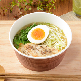 ちょい麺 鶏白湯らーめん 399円(税込)