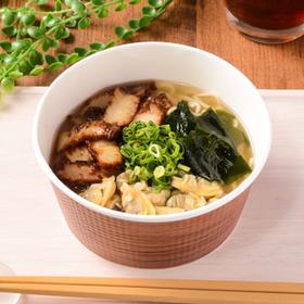ちょい麺 あさりの貝だしらーめん 399円(税込)