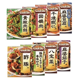 Cook Do 各種 182円(税込)