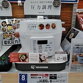 電気圧力鍋4l 16,280円(税込)