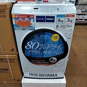 ドラム式乾燥洗濯機 115,280円(税込)