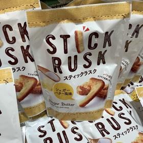 スティックラスク(シュガーバター風味) 116円(税込)