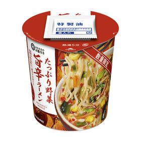 たっぷり野菜 旨辛ラーメン 159円(税込)
