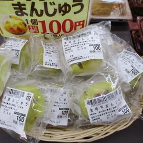 金時芋まんじゅう 108円(税込)