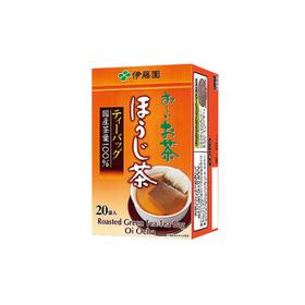 おーいお茶ティーバッグ ほうじ茶 214円(税込)