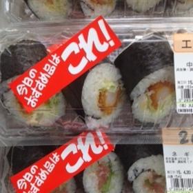 中巻き寿司各種 302円(税込)