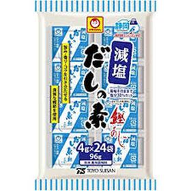 だしの素鰹あじ(減塩) 159円(税込)