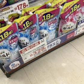 ボールドジェル アロマティックフローラル&サボン(詰替)超特大 360円(税込)