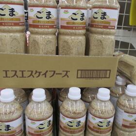 ごまドレッシング 429円(税込)