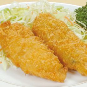 白身魚フライ 108円(税込)