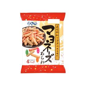 マヨネーズあられ 116円(税込)