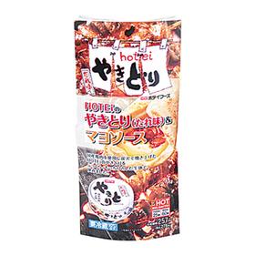 HOTEIのやきとり(たれ味)&マヨソース 278円(税込)