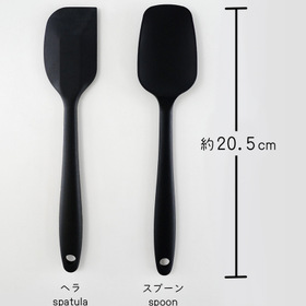 ☆シリコンヘラ&シリコンスプーン★ 110円(税込)