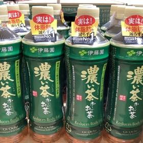 おーいお茶 濃い茶 73円(税込)