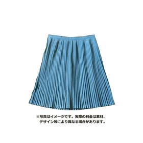 プリーツスカート 900円