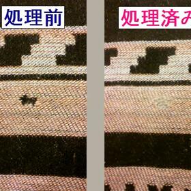 虫食い穴修理(1個) 330円(税込)