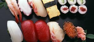 一心寿司 生寿司 498円(税抜)