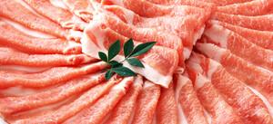 豚肩ロース冷しゃぶ用 627円(税込)