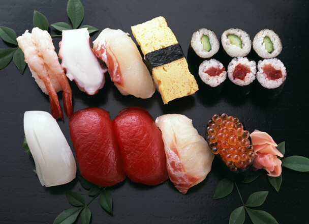 海鮮丼 500円(税抜)