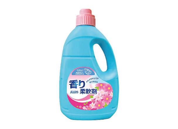 香り長もち柔軟剤 295円(税抜)