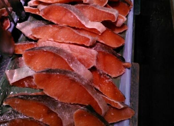 天然鮭(甘口) 120円(税抜)