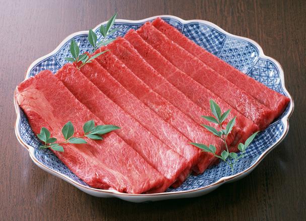 牛上もも肉スライス 350円(税抜)