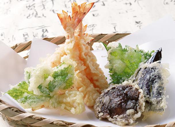 鶏ささみ天ぷら 1円(税抜)