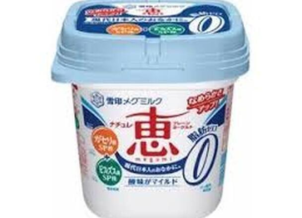 ナチュレ恵megumi ・脂肪0 90円(税抜)