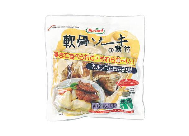 軟骨ソーキの煮付 398円(税抜)