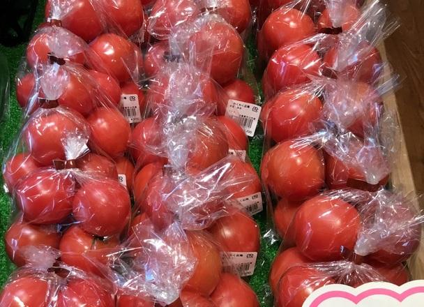 トマト 300円