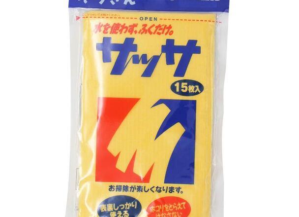 金鳥 サッサ 15枚入 278円