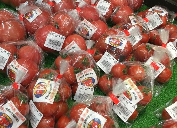 トマト各種 328円(税抜)