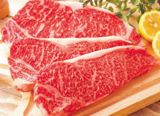 北の大地牛サーロインステーキ(厚切り) 1,780円(税抜)