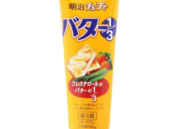 チューブでバター1/3 198円(税抜)