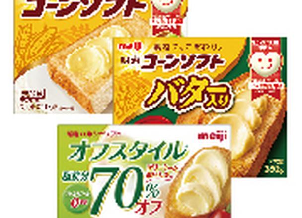 マーガリン各種 158円(税抜)