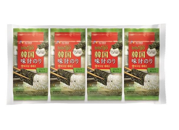 韓国味付のり 30ポイントプレゼント