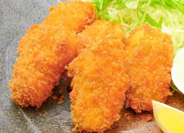 広島産カキフライ 280円(税抜)