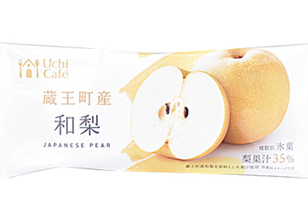 ウチカフェ 日本のフルーツ 和梨 185円