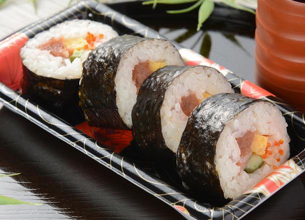 6種具材の海鮮巻寿司 399円