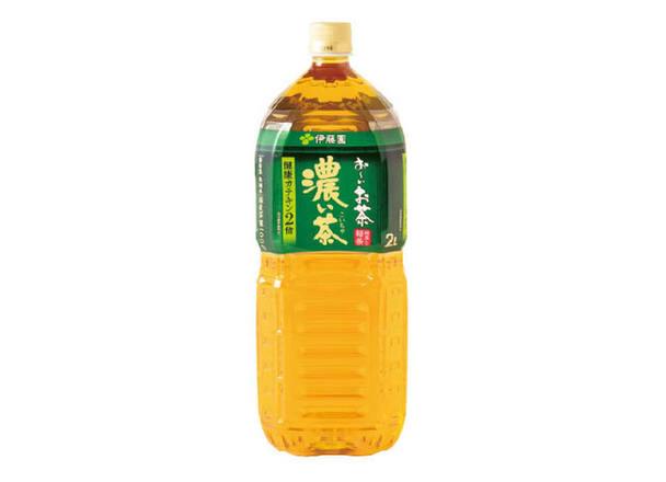 おーいお茶濃い茶 118円(税抜)