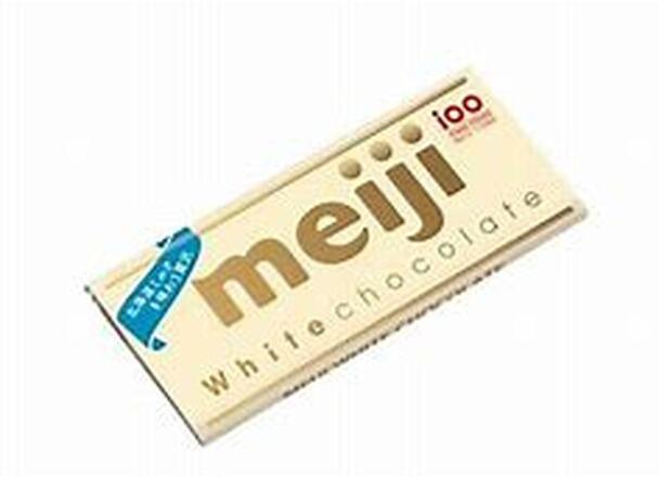 ホワイトチョコレート 88円(税抜)