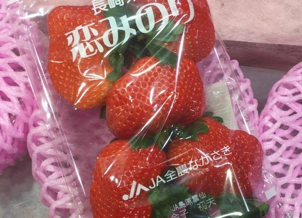 いちご(恋みのり) 398円(税抜)