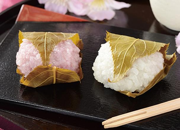 桜餅(こしあん) 2個 180円