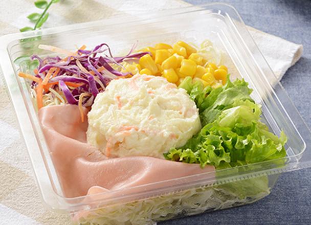 ハムコーンポテトのサラダ 220円